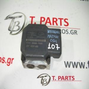 Abs Hyundai-Matrix-(2001-2006)   58920-17300 BH60102000 202ABA2B20-4 AAK3M13A05 5WY7201B 95660-17000