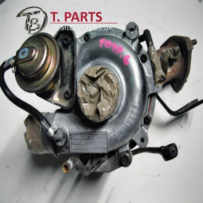 Turbo/Τουρμπίνες Ford-Ranger-Mazda B Series-(2001-2005)   WL85A