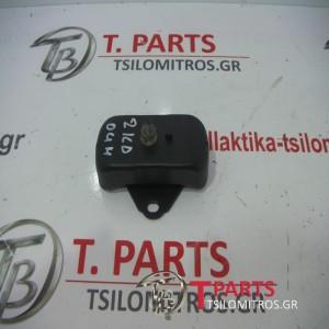Βάσεις Μηχανής Toyota-Hilux-(2001-2005) KDN 4Χ2 Diesel Μπροστά Αριστερά η Δεξιά