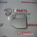 Πορτάκι ρεζερβουάρ Nissan-D22-(2002-2007)  Ασημί