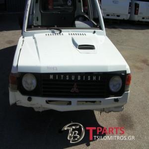 Μετώπη Mitsubishi-Pajero-(1985-1992) Cb  Λευκό