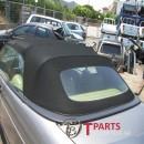 Softop Saab 9-3 (1998-2003)  Μαύρο