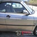 Πόρτες  Saab 9-3 (1998-2003) Μπροστά Δεξιά Χρυσαφί