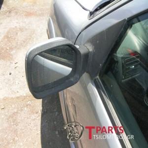 Καθρέπτες απλοί Peugeot-106-(1996-2001)  Αριστερά Ασημί