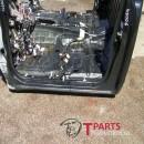 Μαρσπιέ Toyota-Hilux-(2005-2009) Kun15/25 Μπροστά Αριστερά Μαύρο