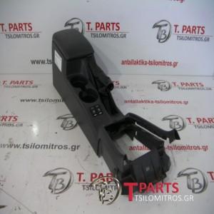 Κονσόλες Subaru-Impreza-(2001-2004)   Μαύρο