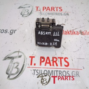 Abs Nissan-Micra-(2003-2005) K12   0265231841 47660BC60A