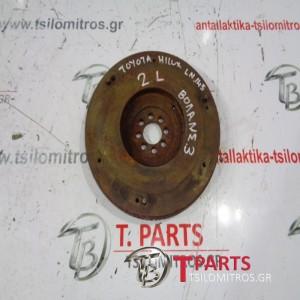 Βολάν Toyota-Hilux-(1998-2001) LN140 4X2 Diesel