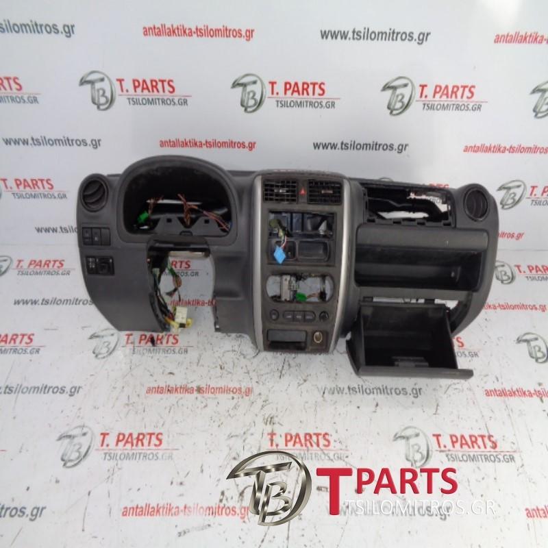 Ταμπλό Suzuki-Jimny-(2005-2013) Sn  Μαύρο