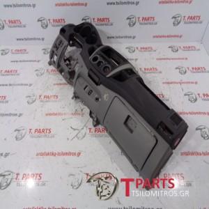 Ταμπλό Toyota-Hilux-(2005-2009) Kun15/25  Μαύρο Ασημί