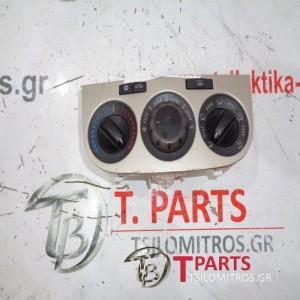 Χειριστήρια κλιματισμού Opel-Corsa-(2008-2013) D Μπροστά  466119570 5E094010