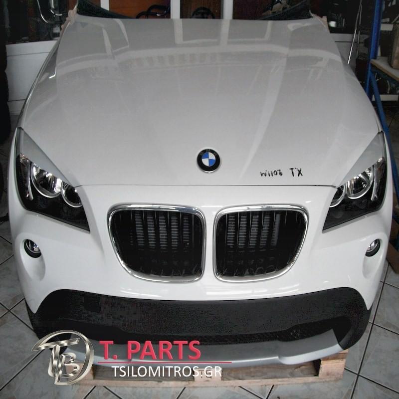 Μετώπη Bmw-X1-(2009-2012) E84  Λευκό