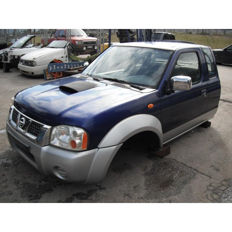 Καμπίνες Nissan-D22-(2002-2007)