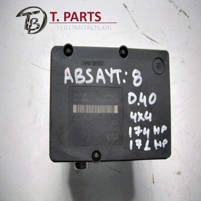 Abs Nissan-Navara-D40-(2005-2010)   47660EB32A