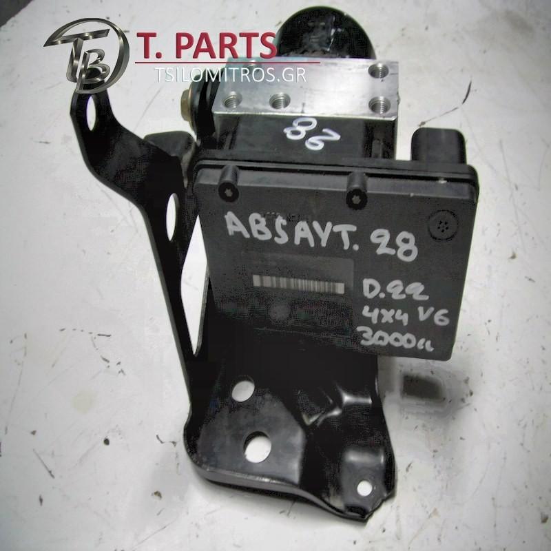 Abs Nissan-D22-(2002-2007)   47660-7670 250204-09873