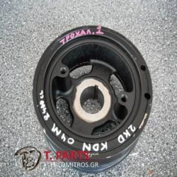 Τροχαλίες Toyota-Hilux-(2001-2005) KDN Diesel