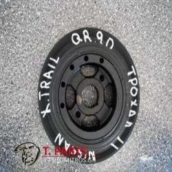 Τροχαλίες Nissan-X- Trail-(2001-2003) T30