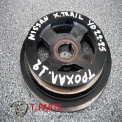 Τροχαλίες Nissan-X- Trail-(2003-2007) T30