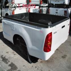 Καρότσα & Πλαινό Καροτσας Toyota-Hilux-(2005-2009) Kun15/25  Λευκό