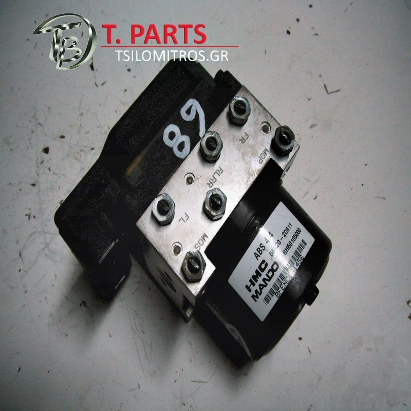 Abs Hyundai-Elentra-(2001-2006)    58920-2D611 BH60105000 95600-2D501 502AAC1E1145317E0 WAK6F01F31 5WY7318B