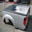 Καρότσα & Πλαινό Καροτσας Nissan-Navara-D40-(2005-2010)  Ασημί