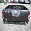Καρότσα & Πλαινό Καροτσας Nissan-Navara-D40-(2005-2010)  Μαύρο
