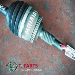 Μπιλιοφόροι & Φούσκες Nissan-X- Trail-(2001-2003) T30