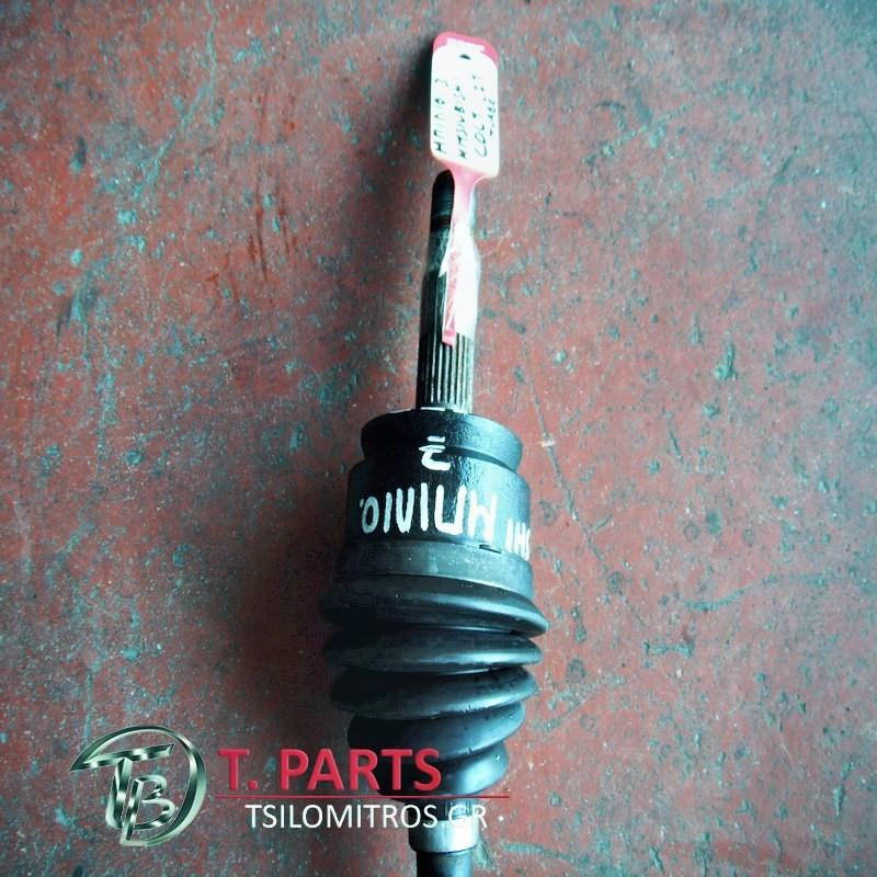 Μπιλιοφόροι & Φούσκες Mitsubishi-Colt-(2001-2006) Cj