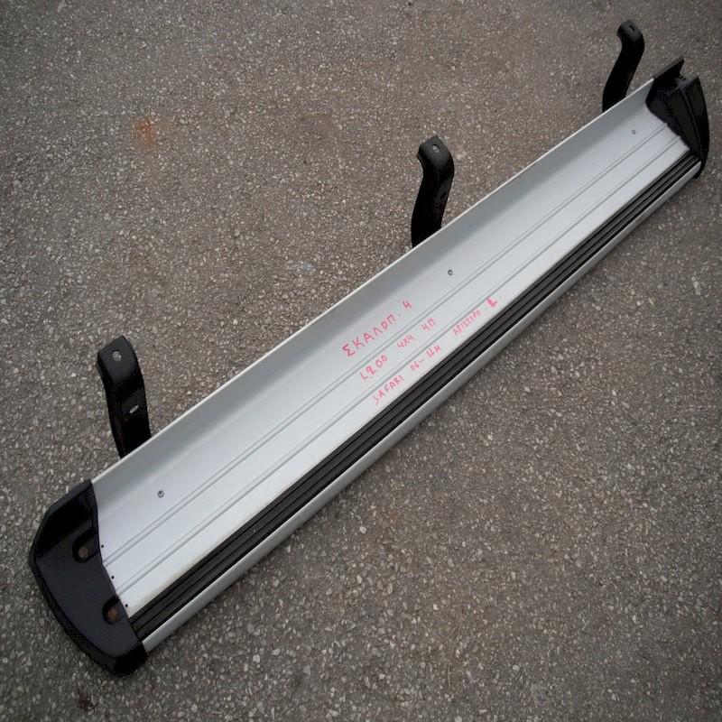 Σκαλοπάτια-Βαθμίδες Mitsubishi-L200-(2006-2009) Kaot Safari Αριστερά