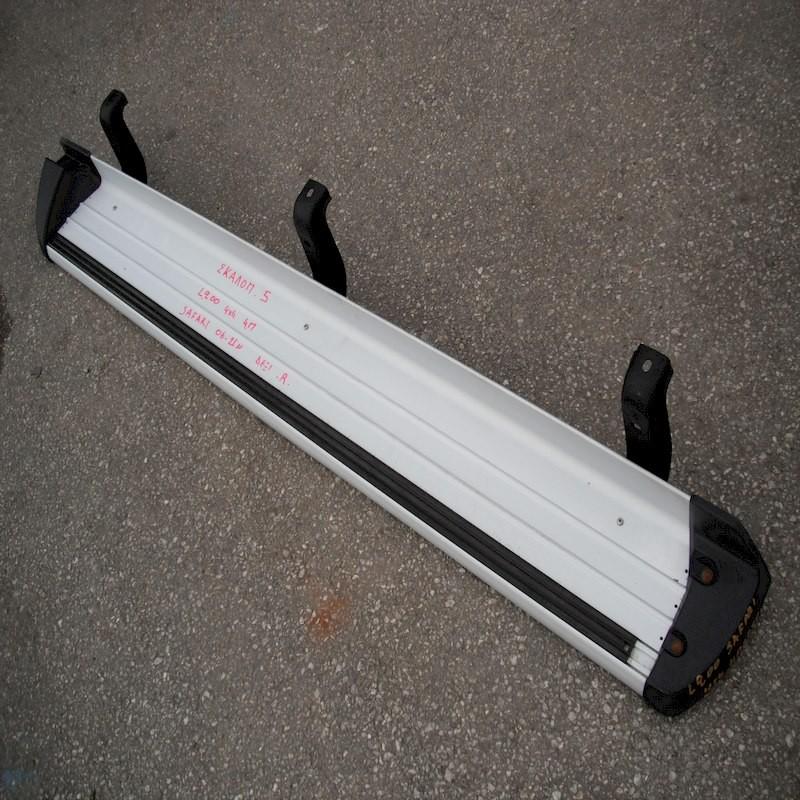 Σκαλοπάτια-Βαθμίδες Mitsubishi-L200-(2006-2009) Kaot Safari Δεξιά