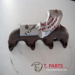 Χταπόδι/Πολλαπλής-Εξαγωγής Toyota-Hilux-(2005-2009) Kun15/25