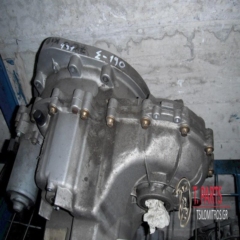Κιβώτια ταχυτήτων Smart-Fortwo-(2001-2005) City-Coupe