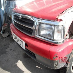 Μετώπη Mazda-B-Series-(1995-1998) Uf  Κόκκινο