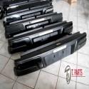 Προφυλακτήρες Isuzu-D-Max-(2013-2018) Πίσω Μαύρο