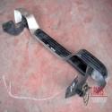 Προφυλακτήρες Isuzu-D-Max-(2002-2007) 8Dh Πίσω Χρυσαφί
