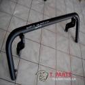 Προφυλακτήρες Ford-Ranger-Mazda Bt-50-(2006-2011) Πίσω Μαύρο