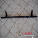 Προφυλακτήρες Mitsubishi-L200-(2006-2009) Kaot Safari Πίσω Μαύρο