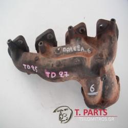 Χταπόδι/Πολλαπλής-Εξαγωγής Nissan-D21-(1986-1997)