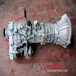 Σασμάν 4Χ4 Χειροκίνητο Toyota-Hilux-(1998-2001) LN170 4X4 Diesel