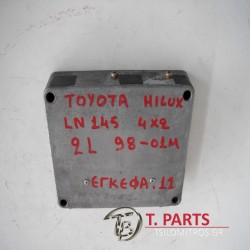 Εγκέφαλος + Κίτ Toyota-Hilux-(1998-2001) LN140 4X2 Diesel   89551-35101 215000-1791