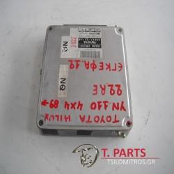 Εγκέφαλος + Κίτ Toyota-Hilux-(1989-1997) YN110 4x4 Petrol   89661-35150 176600-0501