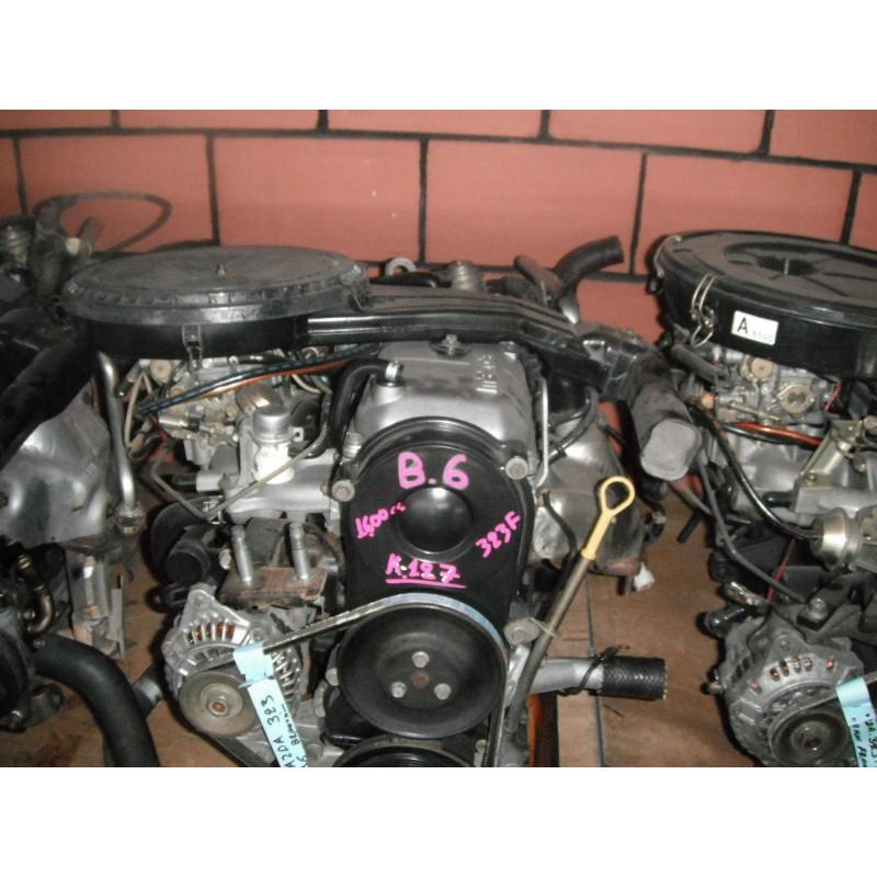 Κινητήρες - Μοτέρ  Mazda-323-(1986-1994) Bg
