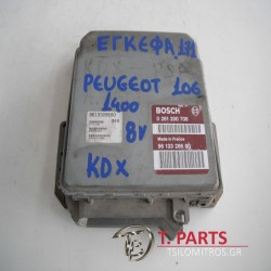 Εγκέφαλος + Κίτ Peugeot-106-(1991-1995)    0261200708